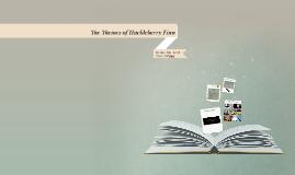 Themes of Huck Finn