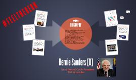 """Bernard """"Bernie"""" Sanders"""