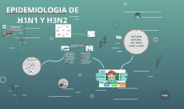 EPIDEMIOLOGIA DE H1N1 Y H3N2