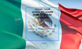 Mexicans/Mexicanos