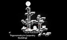 Trigonometry in Carpentry (building)