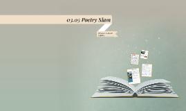 Copy of 03.05 Poetry Slam