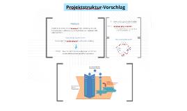 Projektstruktur-Vorschlag