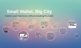 Small Wallet, Big City