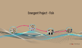 Emergent Project - Fish
