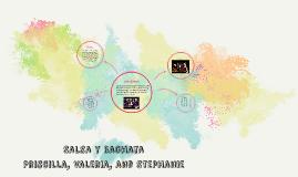 Salsa y Bachata