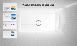Weather of Calgary all year long