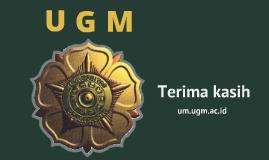 Come & Join Universitas Gadjah Mada (UGM)