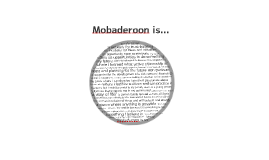 Mobaderoon quotes