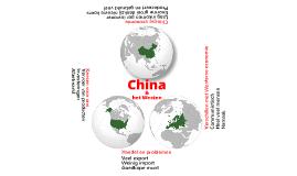 China en de Westerse economie