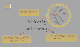 Multitasking and Learning