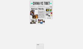 CHINA VS TIBET