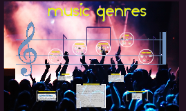 Copy of Music Genres
