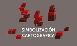 SIMBOLIZACIÓN CARTOGRAFICA