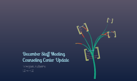 December Staff Meeting