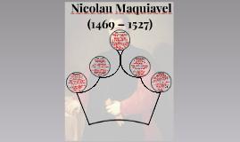 Aula 14: Nicolau Maquiavel