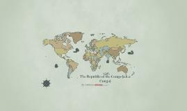 The Republic of the Congo (a.k.a. Congo)