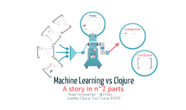 Machine Learning vs Clojure