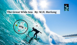 The Great Wide Sea   By: M.H. Herlong