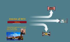 Enactus of WCU