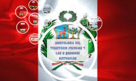 MORFOLOGIA DEL TERRITORIO PERUANO Y LAS 8 REGIONES NATURALES