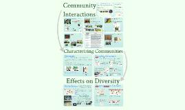 Copy of AP Bio- Interactions 3: Community Interactions