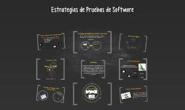 Estrategias de Pruebas de Software