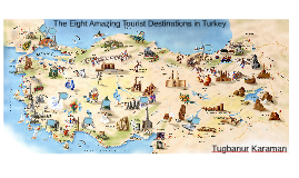 The Eight Amazing Tourist Destinations in Turkey