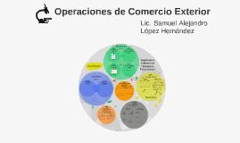 Operaciones de Comercio Exterior (Regimenes Aduaneros)