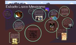 Estado Laico Mexicano