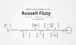 Timeline Prezumé by Russell Fluty