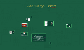 February, 22nd