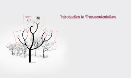Introduction to Transcendentalism