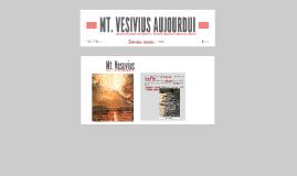 MT. VESIVIUS AUJOURDUI