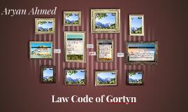 Law Code of Gortyn