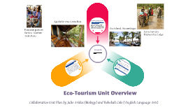 Eco-Tourism Collaborative Unit Overview