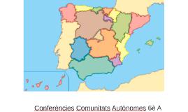 Copy of Conferències comunitats autònomes
