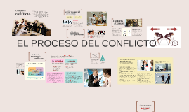 El proceso del conflicto