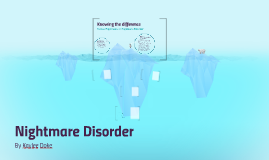 Nightmare Disorder