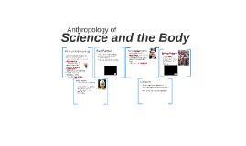 Science and the Body