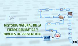 Copy of HISTORIA NATURAL DE LA FIEBRE REUMÁTICA Y NIVELES DE PREVENC