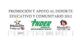 Evaluacion y clausura Sector Educativo y Comunitario.