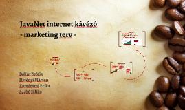 Team1 - JavaNet internet kávézó