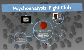 Psychoanalysis: Fight Club