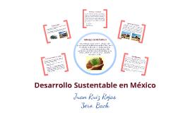 Ecología - Desarrollo Sustentable en México