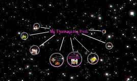 My Thanksging Prezi