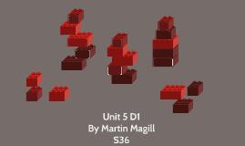 Unit 5 D1