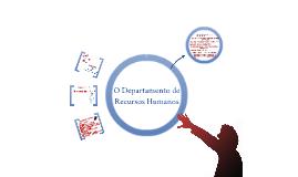 O Departamento de Recursos Humanos