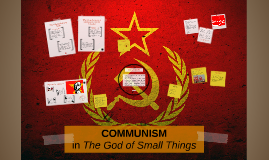 Communism in The God of Small Things