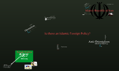 Is there an Islamic Foreign Policy?